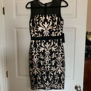 The Limited sequin dress